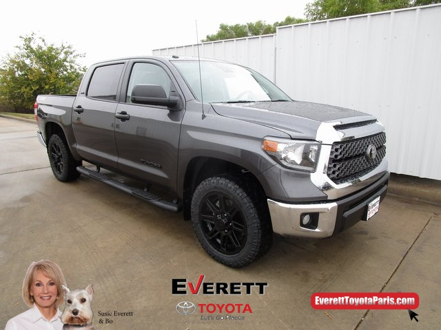 New 2019 Toyota Tundra SR5 TSS Off-Road SE TB Pkg