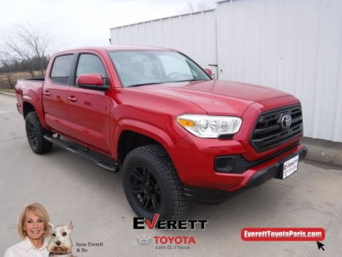 New 2019 Toyota Tacoma SR TSS OFF ROAD TB PKG.