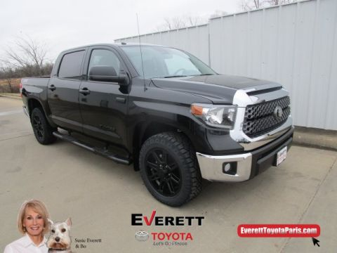 New 2019 Toyota Tundra SPORT SERIES OFF ROAD TB PKG